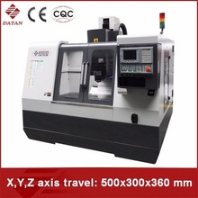 [ DATAN ] Factory Sale 3 axis vertical cnc milling machine