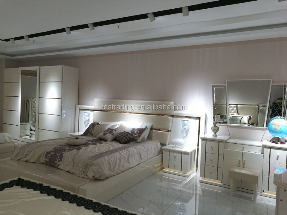 Arabic modern bedroom furniture