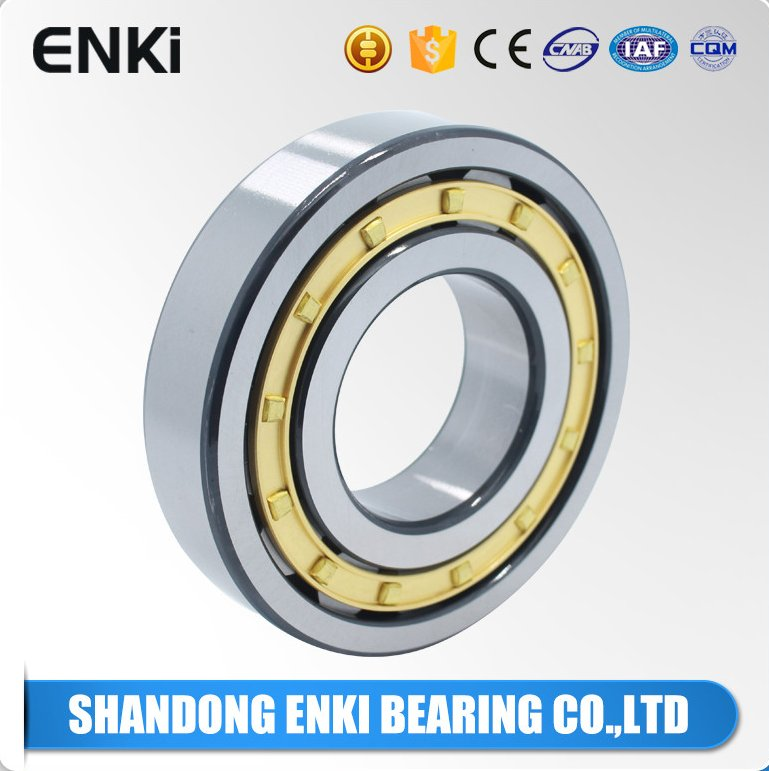 Roller Bearing Factory NU series cylindrical roller bearing NUP205