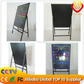 DIY A Stand LED writing board High quality cheapest price LED menu board for promotion