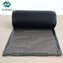 High temperature ptfe teflon fiberglass mesh sheet