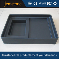 ESD Antistatic PP Plastic IC Tray