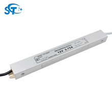 Super slim driver led power supply dc 12v 45w waterproof ip67