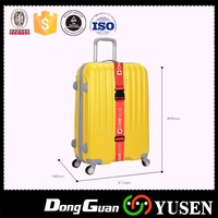 Wholesales Airport Travel Polyester Adjustable Luggage Belt