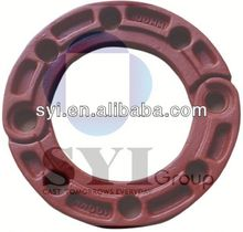 carbon steel din 2642 Forged Loosing Flange Set PN10 of SYI Group