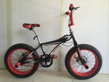 20*4.0 popular design new fat tyre hot sell good quality wide tyre BMX bike