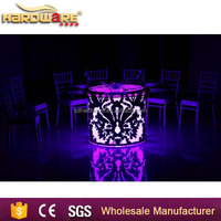 led table and chair set,modern bar coffee table bases for glass tops