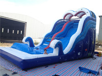 Waterslide Rentals Inflatable Slide Water Blow Up Inflatables For Sale