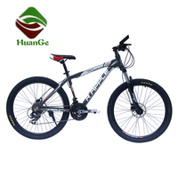 26 inch 27 speed hydraulic disc brake aluminum alloy mountain bike MTB with KENDA tires