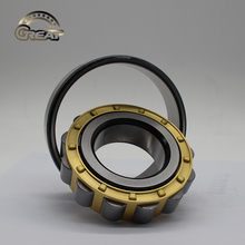 Hot sale single row cylindrical roller bearings N318 for generators