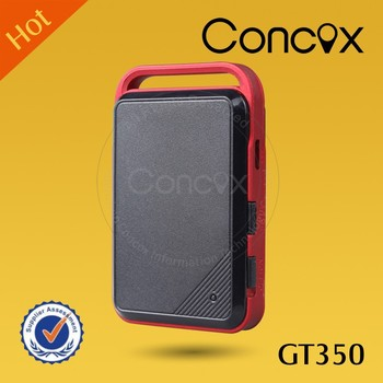 GT350 CONCOX GPS mini tracker cost-effective Quad Band Real-time Tracking