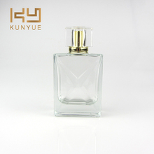 Good quality hot sale crystal perfume spray bottles oils glass bottle