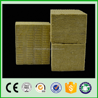 stone wool board insulation for building material