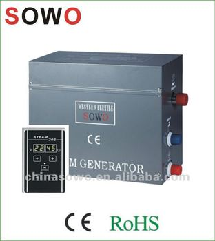 home used steam room generator