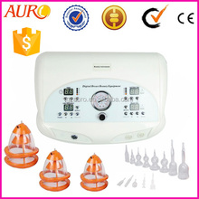 Excellent bust care machine vacuum breast stimulation enhancer Au-6802