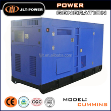 300kVA heavy duty silent diesel generator price from JLT-Power!
