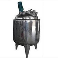 Newly Epoxy Resin Reactor/ Reaction Kettle/Stirred Tank Reactor