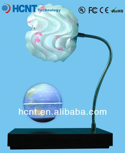 New invention ! Magetic Levitation globe for educational toys ! felt diy product