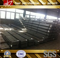ASTM SS400 Structural Hot Rolled flat steel bars
