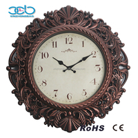 Antique Smart Wall Clock for living Clock