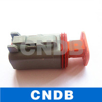 DT series plug/receptacle deutsch female connector CDT06-4S made in china
