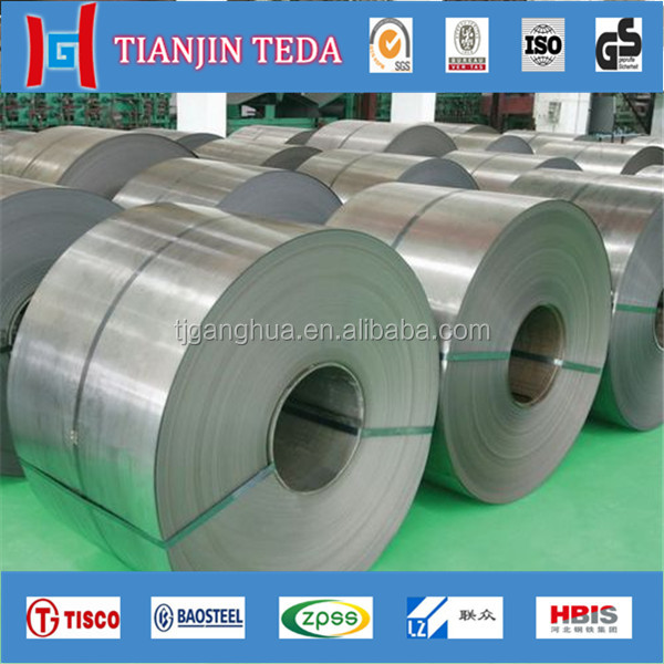 AISI tisco 201 Stainless Steel Coil
