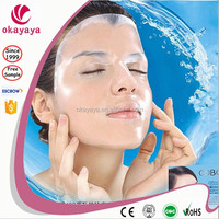 Vitamins A, C And E Bio- Collagen Crystal Anti-Aging Firming Lightening Moisturizer Nano Facial Mask Stem Cell Mask