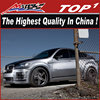 NEW Fiber glass car body kits for X6 2008-2013 wide body HM style dual exhaust x6 body kit