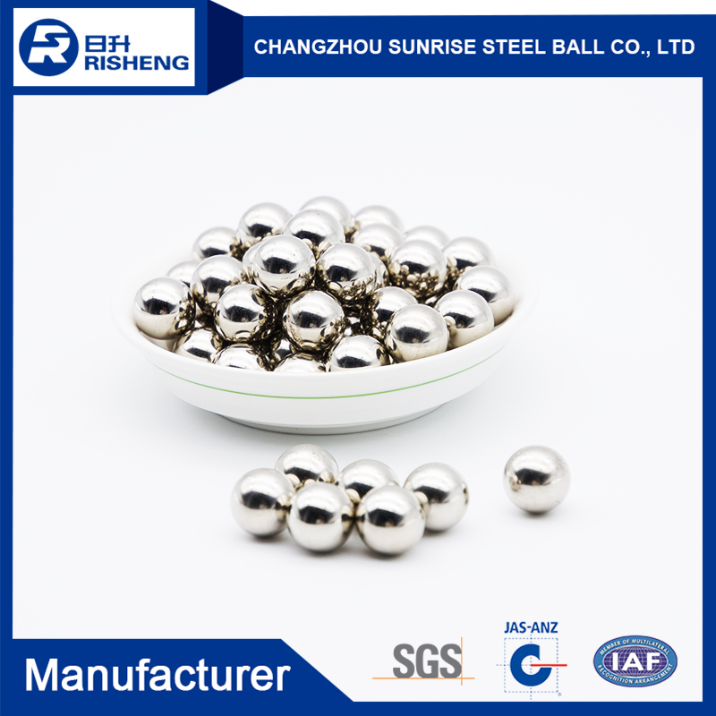 Top Quality AISI304 1/8&ampquot sex toy free sample stainless steel ball With ISO9001 Certificate