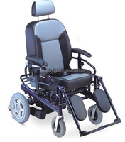High back reclining electric wheelchair prices