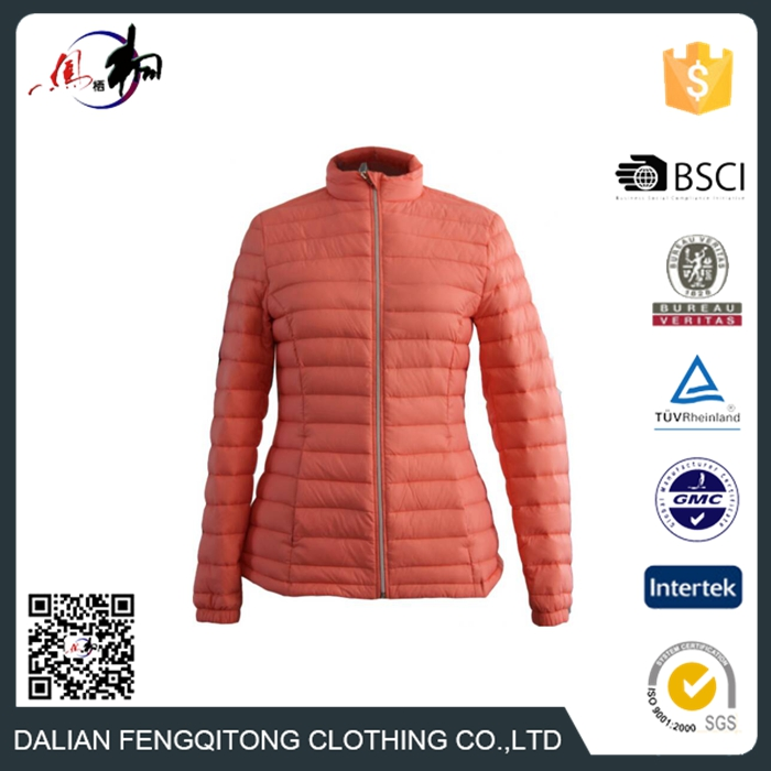 Fashionable Outdoor Winter Jacket Warm Down Jacket Women Clothing