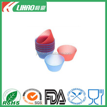 Silicone Teacup cupcake molds/ Cake decoration