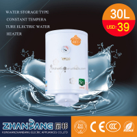 30l/50l/100l storage electric hot water heater for shower
