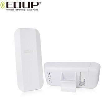1km Wireless Router Bridge New arrival 5.8GHz 300Mbps Wireless Network Bridge Outdoor CPE