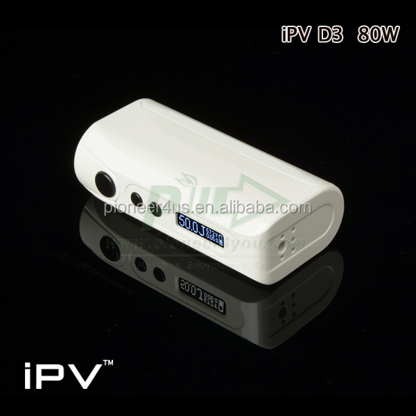 iPV Ds 3 80w mod vapor factory price wholesale eicg New vape mod best price high quality mod