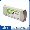 Ocbestjet 771 Recycling Ink Cartridge For HP Designjet z6200 z6600 z6800 Printer Remanufactured Cartridges