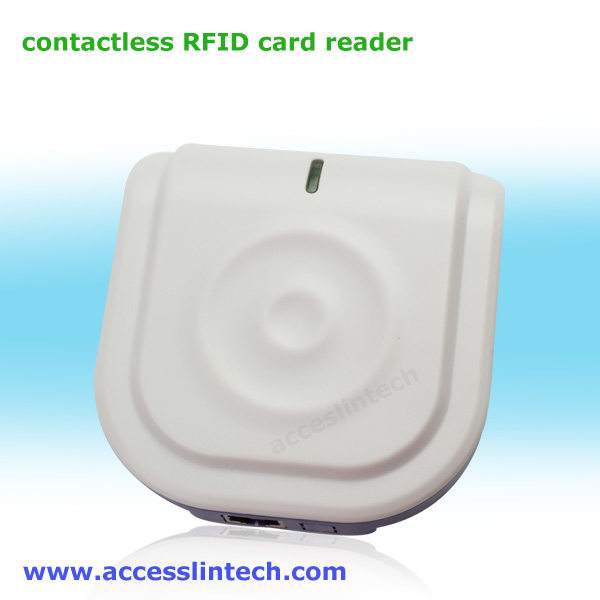 5CM Contactless 13.56MHz USB RFID Reader Writer/smart card reader stand alone