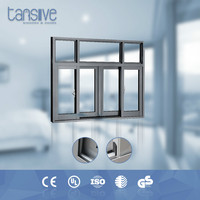 tansive construction beautiful design metal roof skylight sliding window