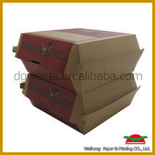 hot sale recycle paper bag pizza box