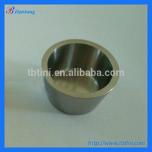 Titanium Crucible for Rare-earth Melting with high quality