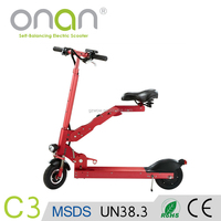 ONAN 2 Wheel Portable Electric Scooter/Electrical Moped/Folding Motorbike