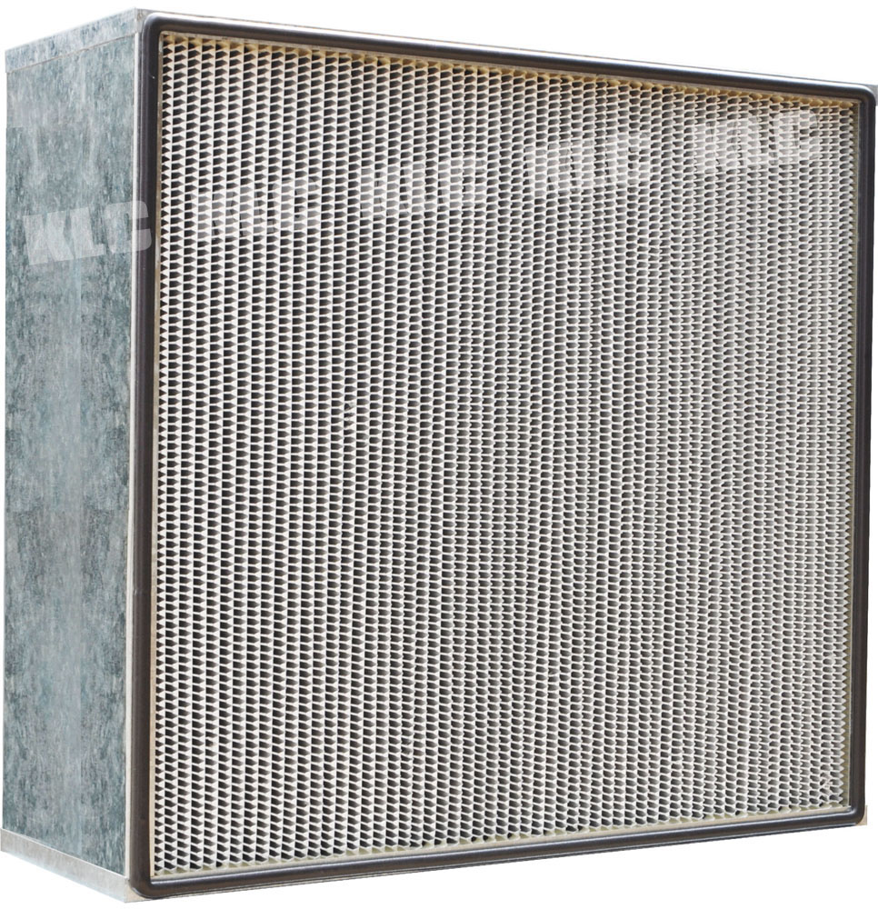 industrial Separator air hepa filter h14 with factory price