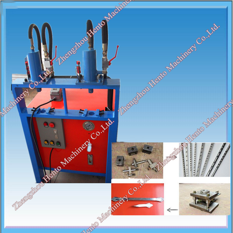 High Efficiency Hydraulic Pipe Punching Machine