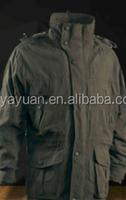 Waterproof shofshell men vest for outdoor waist coat OEM