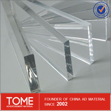 High Transparence Clear Cast Acrylic Sheet PMMA Board Alabaster Acrylic Sheet
