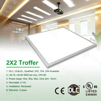 Best selling high quality led panel light 60cm*60cm with competitive price for kitchen, office, hotel, hospital