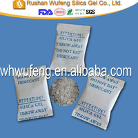 Food Grade Plastic Beads Silica Gel