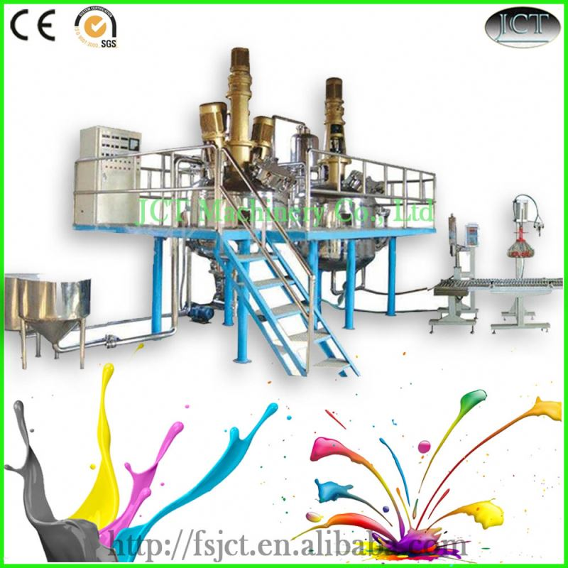 granite spray paint for exterior making machine