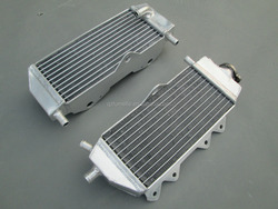 Aluminum radiator FOR Yamaha YZ125/YZ 125 2005-2013 2006 2007 2008 2009 2010