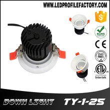 led grille downlight, 10w led downlight, harga lampu downlight